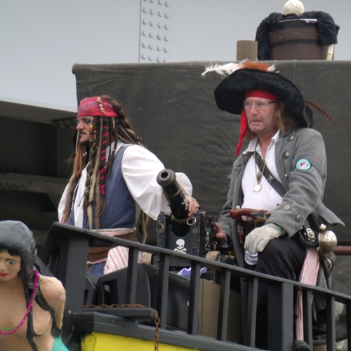 Gentlemen Pirates