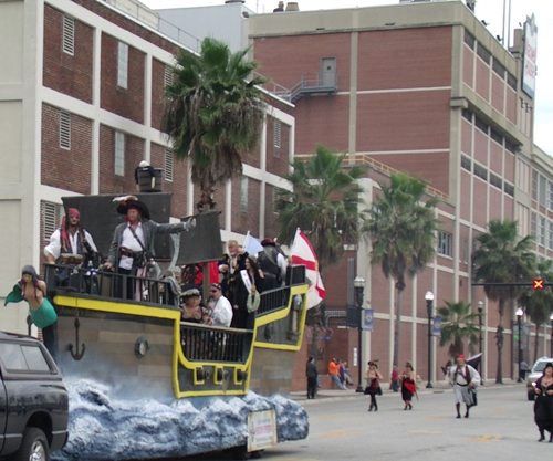 Gator Bowl Parade 2013