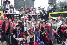 Pirates Essential to Fernandina's Shrimp Festival