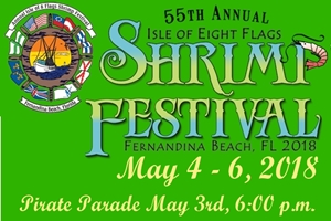 2018 Shrimp Festival Schedule of Events
