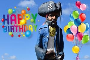 Peg Leg's 40th Birthday