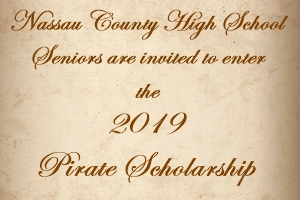 2019 Scholarship Announcement