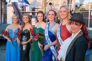 Pirates Announce 2015 Miss Shrimp Festival Winners