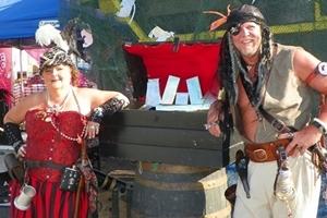 Pirate Invasions